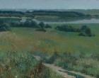 Kolomenskoe-summer-oil-landscape-picture-artist-Daniil-Belov