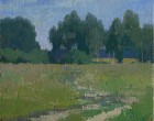 In-the-field-oil-landscape-painting-Daniil-Belov