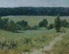 Orekhovo-oil-painting-landscape-artist-Daniil-Belov