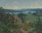 Kolomenskoe-autumn-oil-painting-landscape-artist-Daniil-Belov-colony