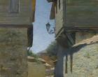 Nesebar-oil-painting-landscape-artist-Daniil-Belov