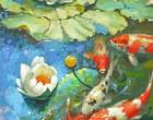 Suny pond