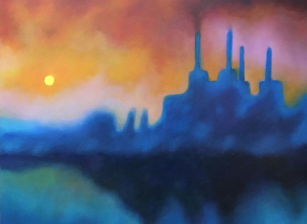 Battersea-sunrise-mist