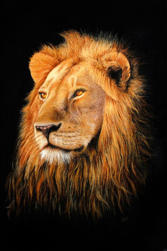 Aslan Lion King