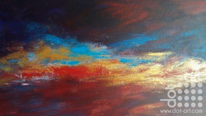 The-Golden-Sky-40x50-acrylic-on-canvas-708x399